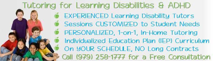 Learning-Disability-Tutor-Attention-Disorder-Tutoring-Lake-Jackson